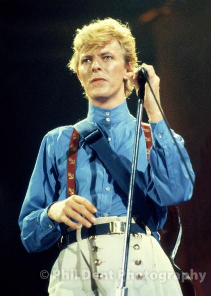 David Bowie White LightWhite Heat