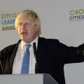 Boris Johnson <br />C40 Conference 2013